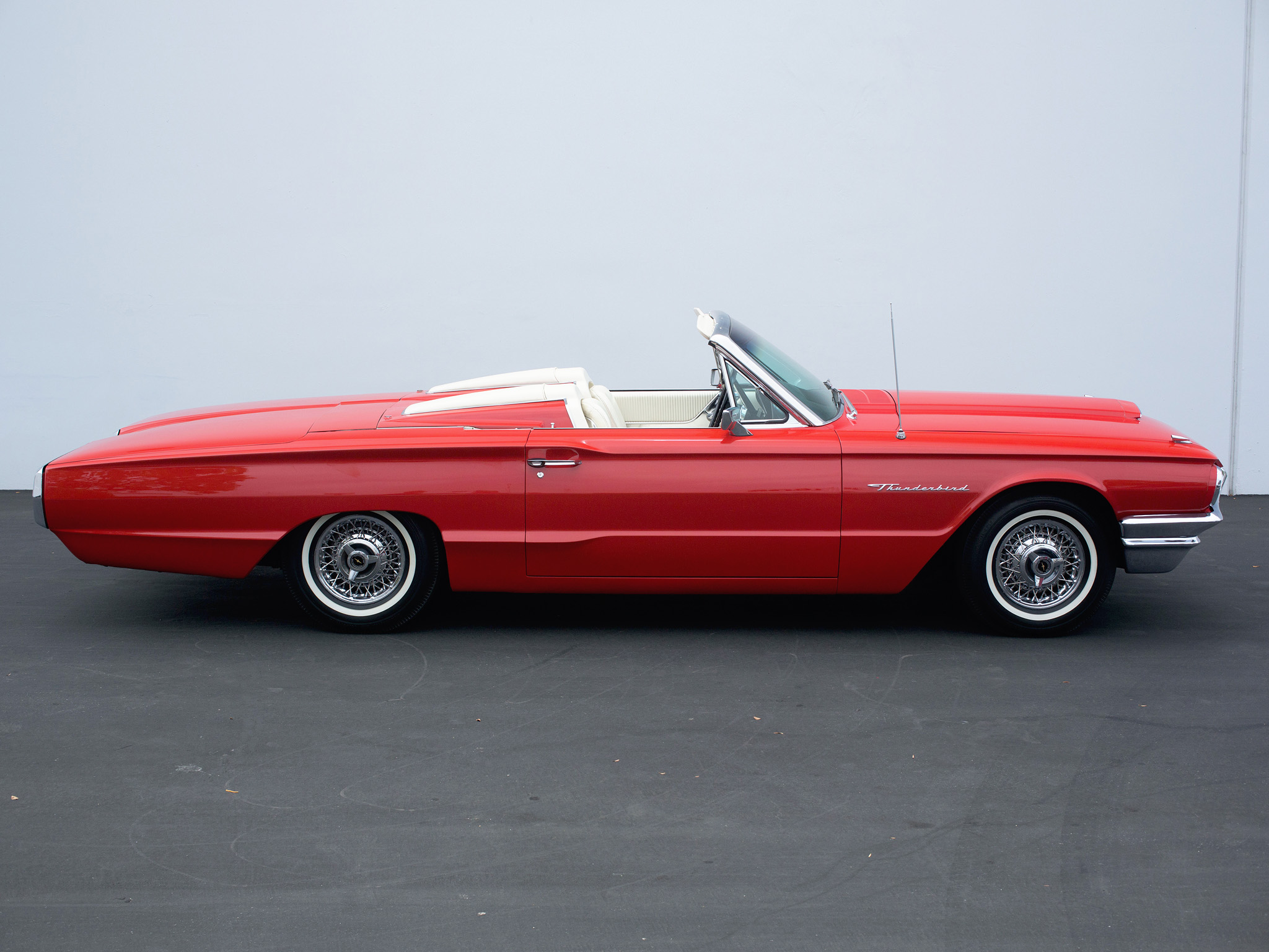1964 ford thunderbird convertible 76a classic f wallpaper 2048x1536 11381. Cars Review. Best American Auto & Cars Review