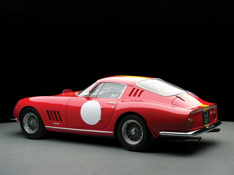 1966 Ferrari 275 GTB Competizione supercar supercars classic race racing wallpaper