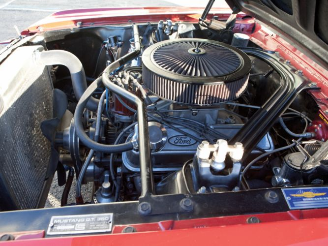 1966 Shelby GT350H SCCA B-Production ford mustang race racing hot rod rods muscle engine engines f wallpaper