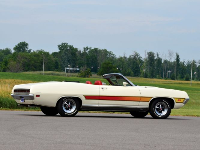 1971 429 Ford Torino G-T Convertible 76F classic muscle g wallpaper