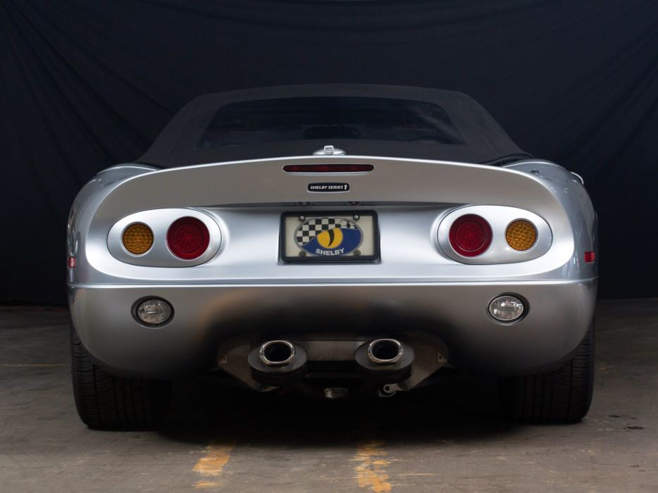 1998 Shelby Series One supercar supercars  d wallpaper