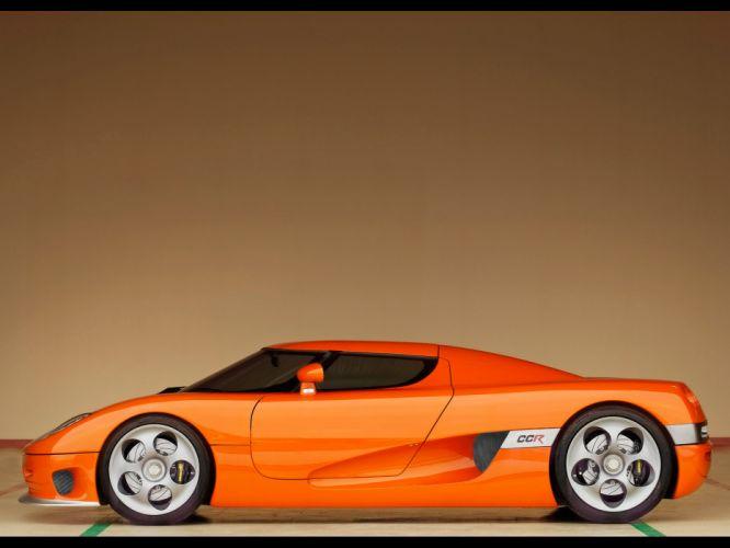 2004 Koenigsegg CCR supercar supercars wallpaper