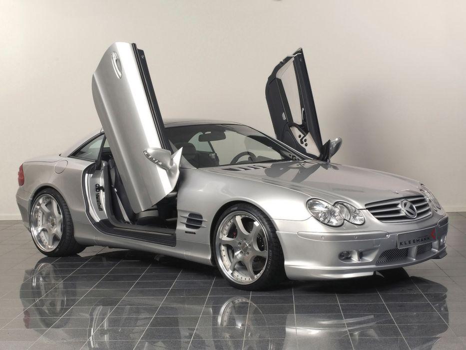 2005 Kleemann S-L 50K S-8 Mercedes Benz tuning supercar supercars    g wallpaper