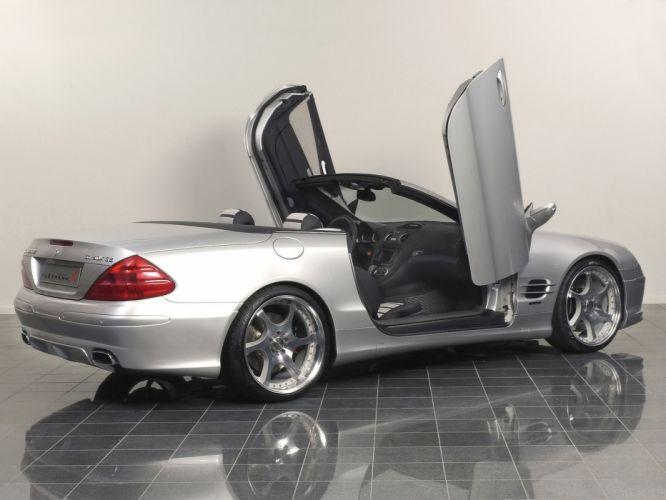 2005 Kleemann S-L 50K S-8 Mercedes Benz tuning supercar supercars wallpaper