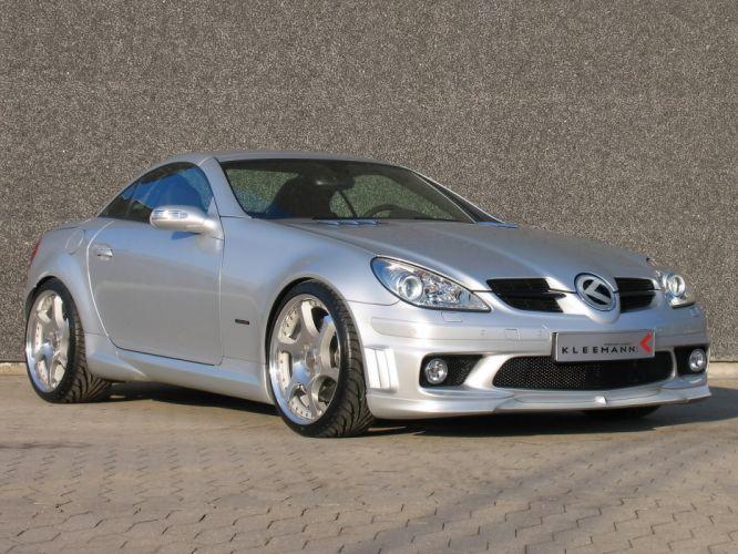 2005 Kleemann SLK 55K S-8 Mercedes Benz tuning supercar supercars wallpaper