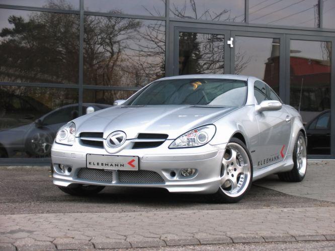 2006 Kleemann SLK 20K Mercedes Benz tuning supercar supercars wallpaper