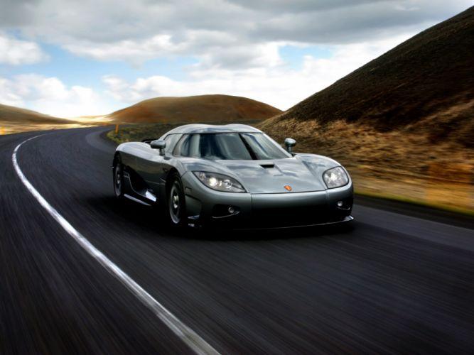 2006 Koenigsegg CCX supercar supercars f wallpaper