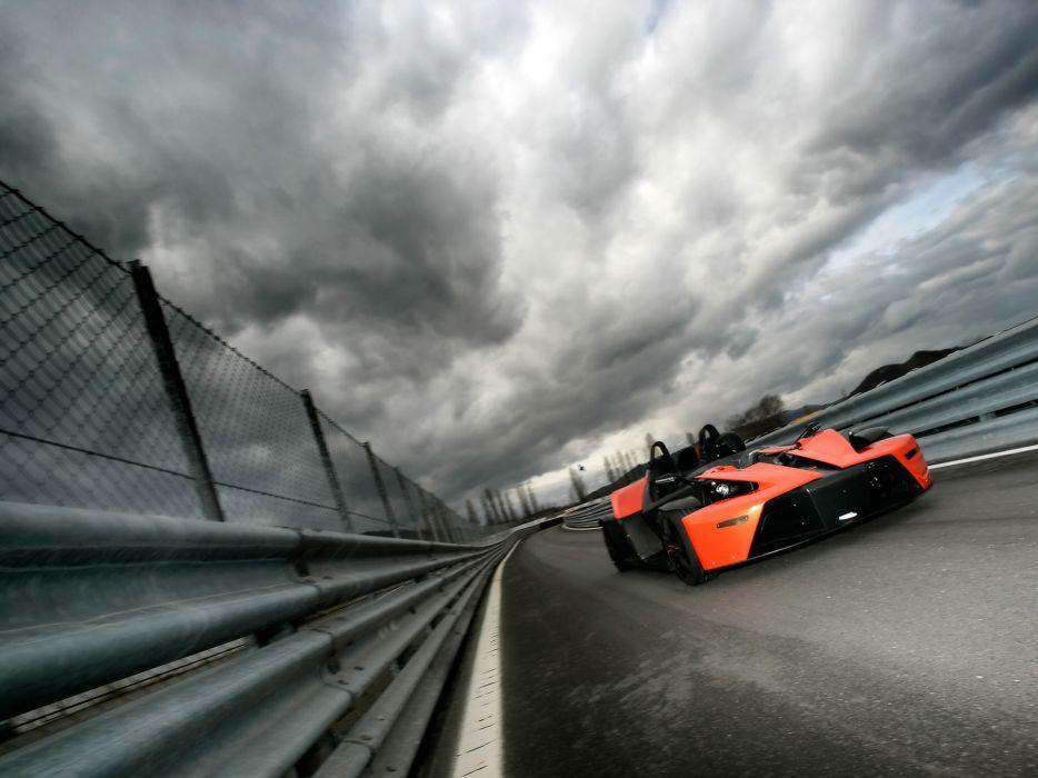 2007 KTM X-Bow Prototype concept supercar supercars        d wallpaper