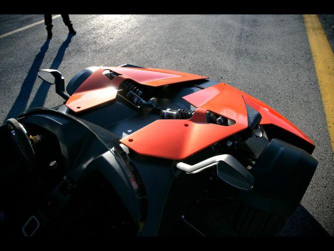 2007 KTM X-Bow Prototype concept supercar supercars fs wallpaper
