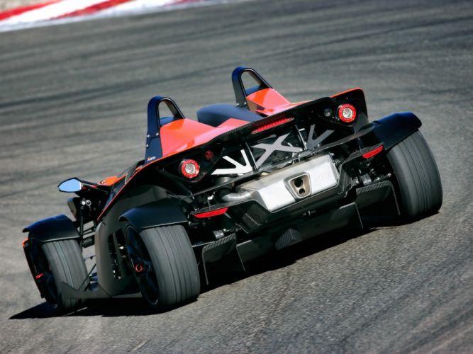 2007 KTM X-Bow Prototype concept supercar supercars f wallpaper