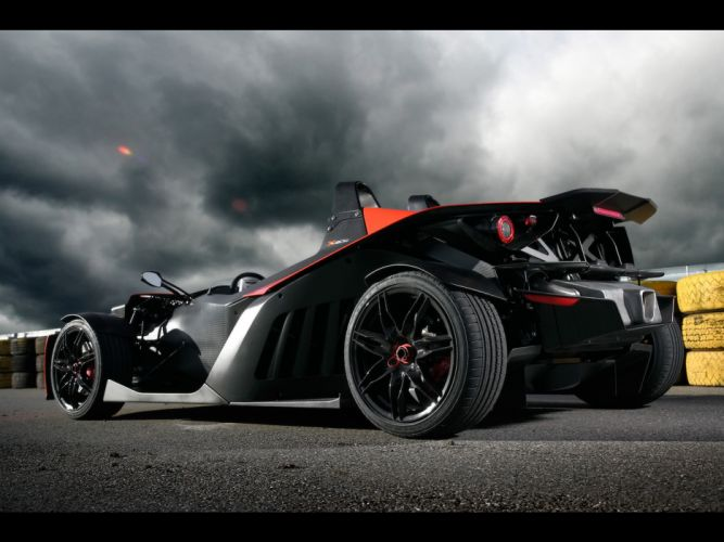 2007 KTM X-Bow Prototype concept supercar supercars wheel wheels d wallpaper