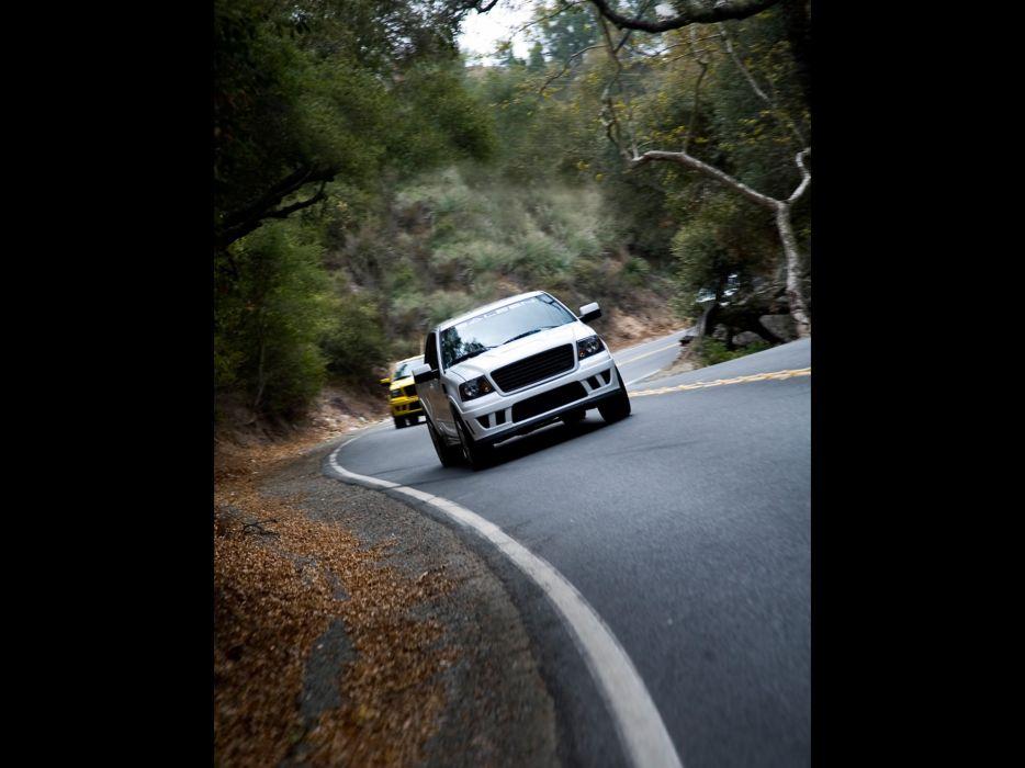 2007 Saleen S331 Sport Truck Ford F-150 pickup muscle supertruck   gt wallpaper