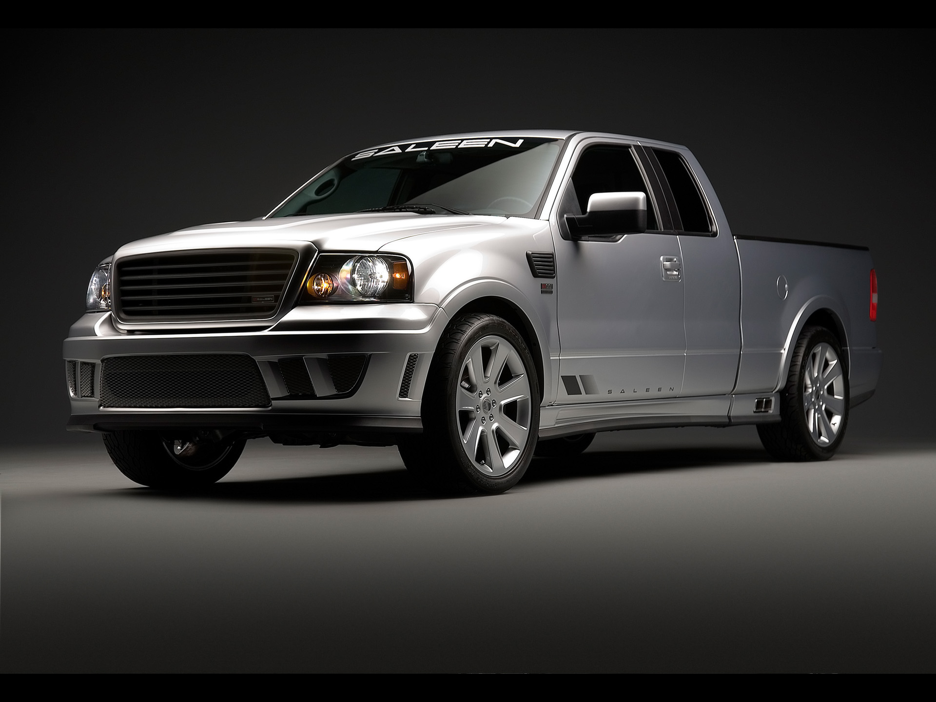 2007 saleen s331 sport truck ford f 150 pickup muscle supertruck g wallpaper 1920x1440 113949 wallpaperup