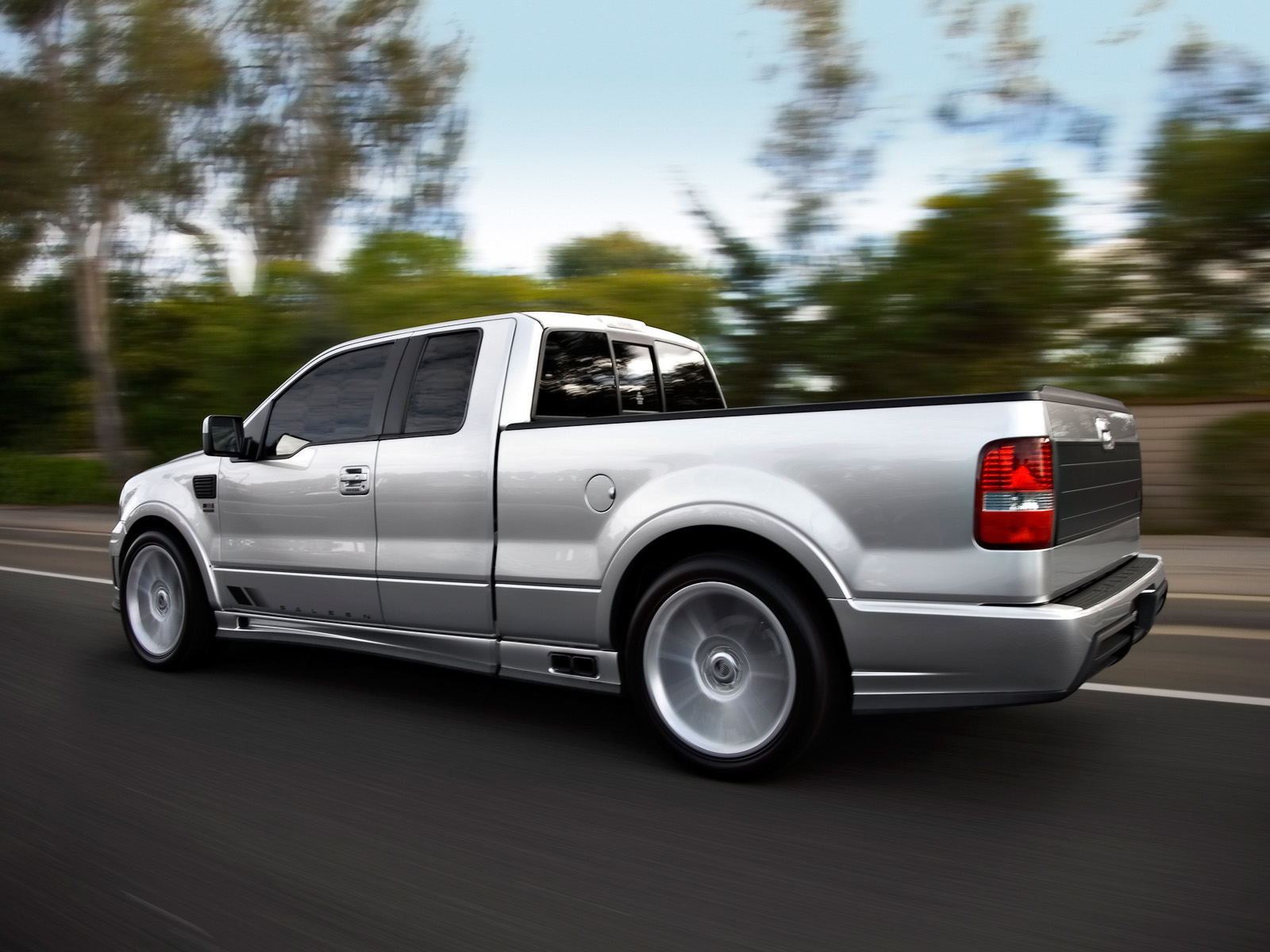 2007 saleen s331 sport truck ford f 150 pickup muscle supertruck wallpaper 1600x1200 113981. Black Bedroom Furniture Sets. Home Design Ideas