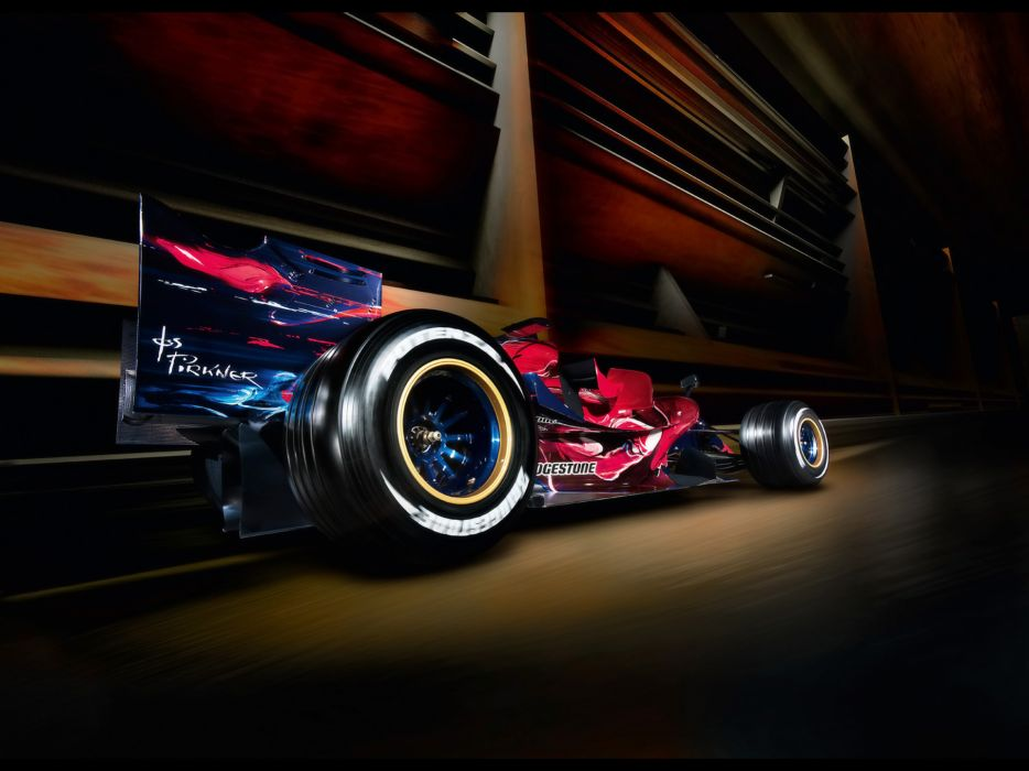 2007 Scuderia Torro Rosso STR2 formula one f-1 race racing ferrari wheel wheels          d wallpaper