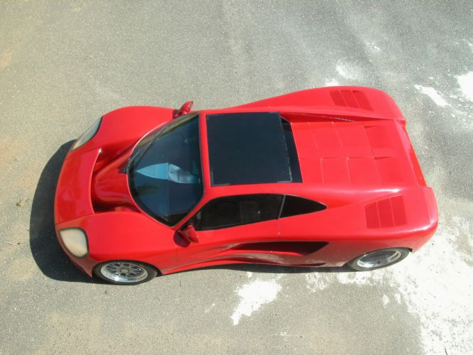 2008 KeiDesign Zefiro Concept supercar supercars f wallpaper