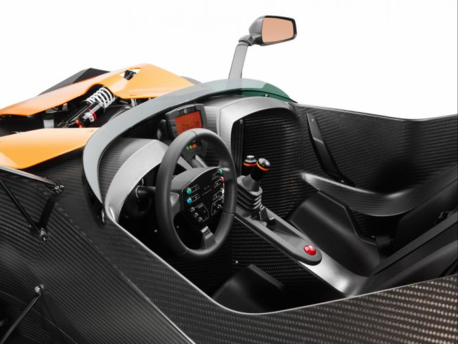 2008 KTM X-Bow supercar supercars interior f wallpaper
