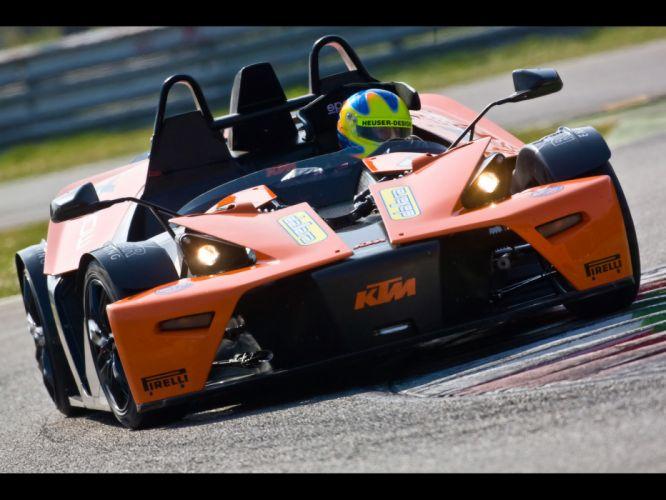 2008 KTM X-Bow supercar supercars race racing f wallpaper