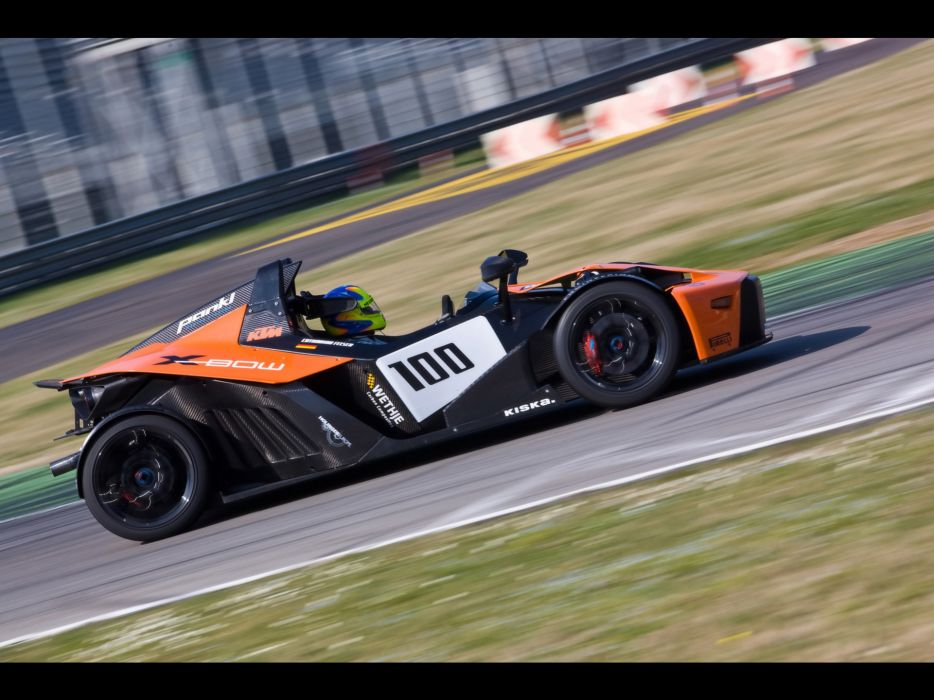 2008 KTM X-Bow supercar supercars race racing   g wallpaper