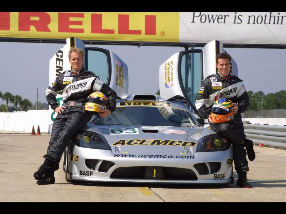 2008 Saleen S7R race racing supercar supercars      f wallpaper
