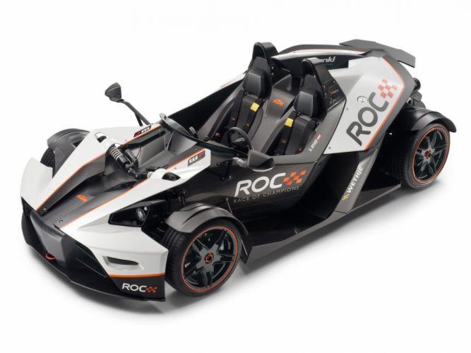 2009 KTM X-Bow ROC supercar supercars interior f wallpaper