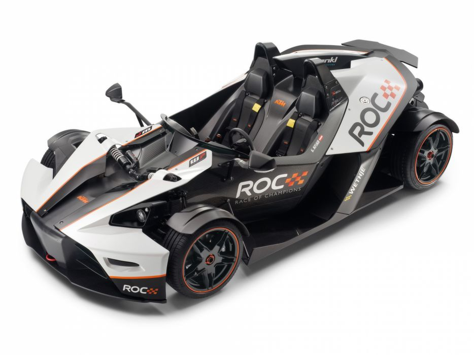 2009 KTM X-Bow ROC supercar supercars interior              f wallpaper