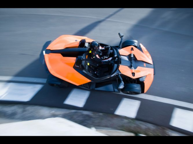 2009 KTM X-Bow Street supercar supercars race racing wallpaper