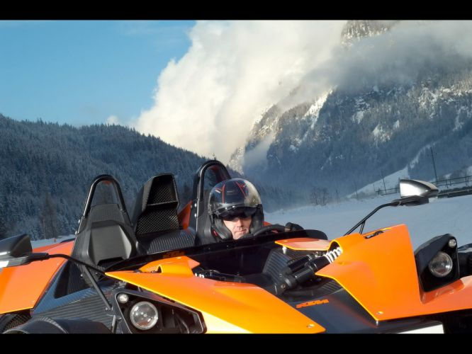2009 KTM X-Bow supercar supercars wallpaper