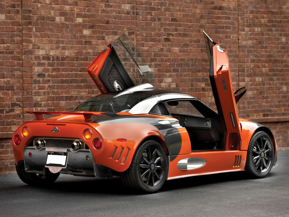 2009 Spyker C8 Laviolette LM85 supercars supercar g wallpaper