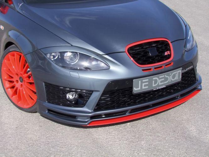 2010 JE-Design Seat Leon Cupra R tuning wallpaper