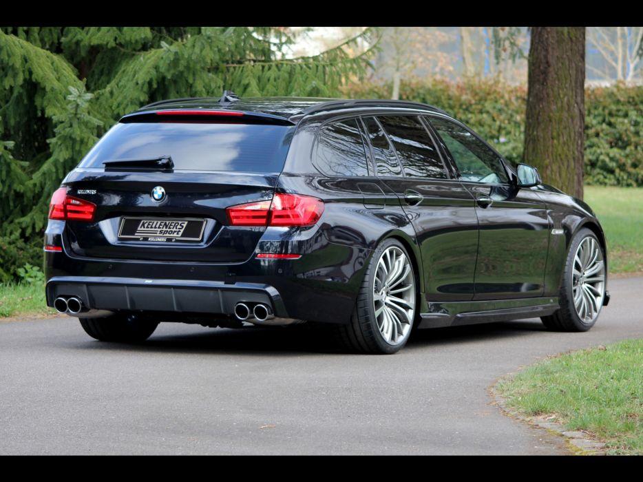 2012 Kelleners BMW 5-Series Touring stationwagon tuning    g wallpaper
