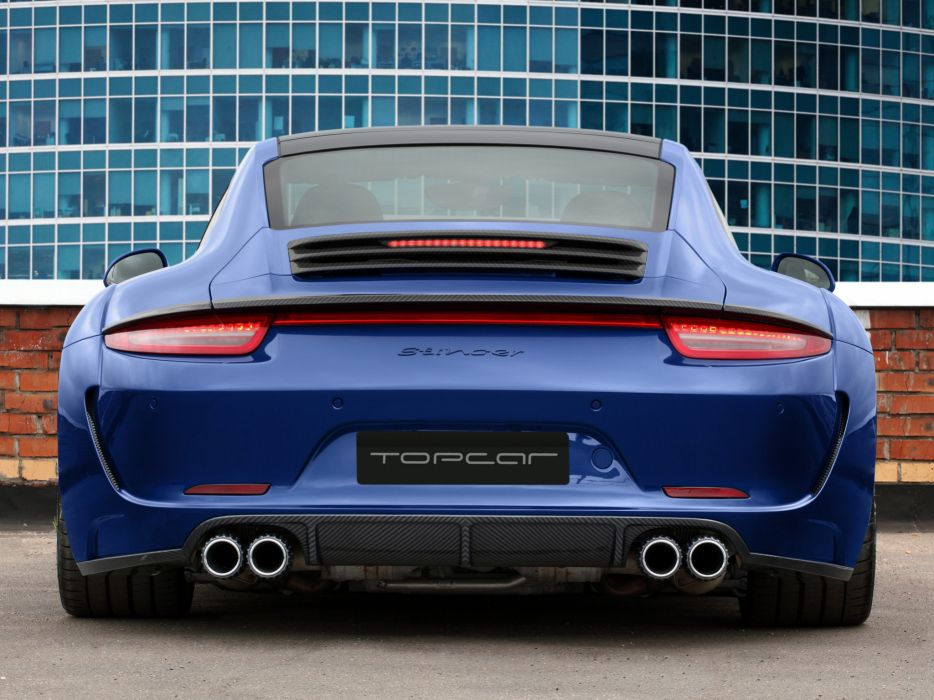 2013 Porsche 911 Carrera Stinger 991 supercar supercars  g wallpaper