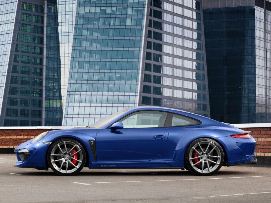 2013 Porsche 911 Carrera Stinger 991 supercar supercars f wallpaper