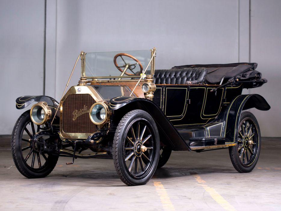 1912 Buick Model-35 Touring retro wallpaper