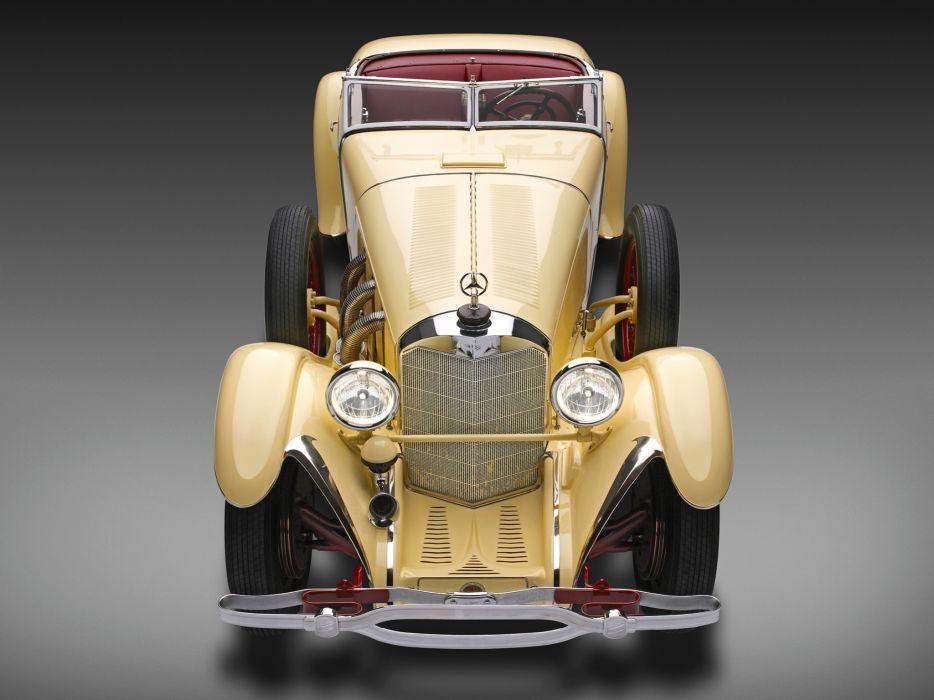 1928 Mercedes Benz 680S Torpedo Roadster Saoutchik retro supercar supercars   gm wallpaper