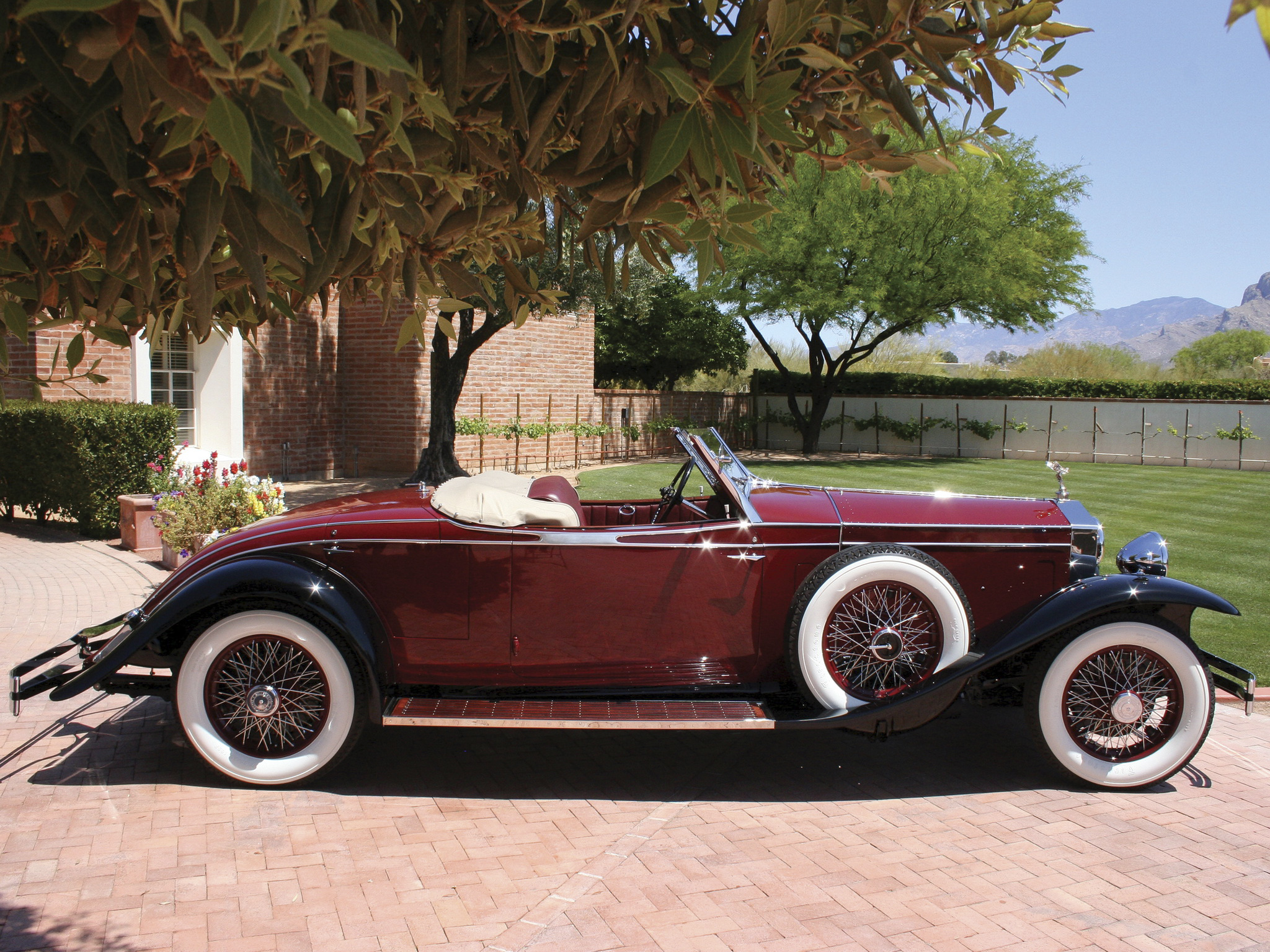 Royce Royce >> 1931 Rolls Royce Phantom II Roadster Brewster retro luxury f wallpaper | 2048x1536 | 114217 ...