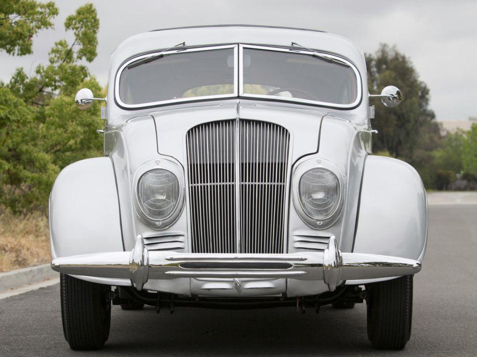 1934 DeSoto Airflow Coupe S-E retro       f wallpaper