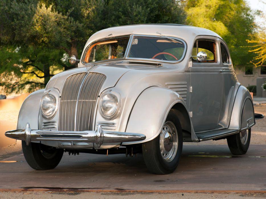 1934 DeSoto Airflow Coupe S-E retro   gd wallpaper