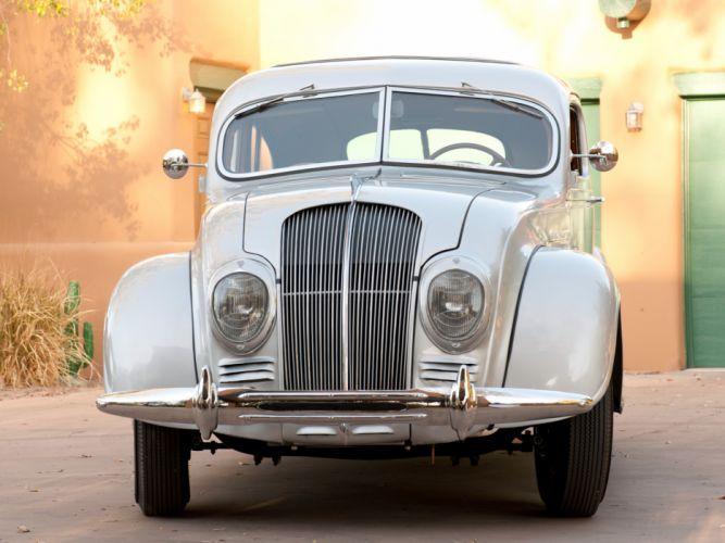 1934 DeSoto Airflow Coupe S-E retro gs wallpaper