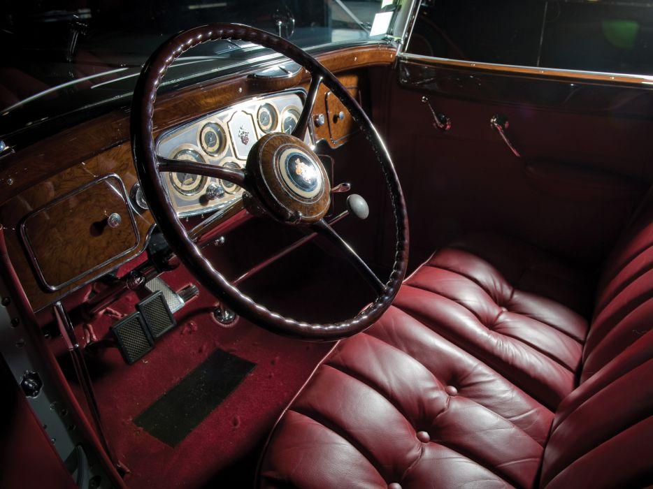 1934 Packard Twelve Coupe Roadster luxury retro  b wallpaper