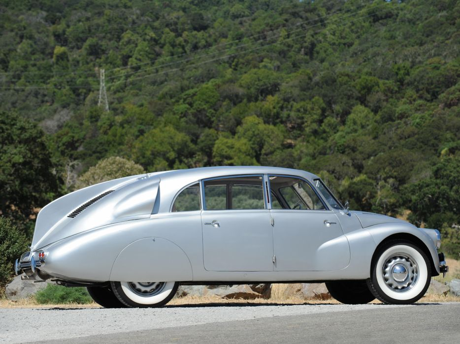 1936 Tatra T87 retro   gb wallpaper