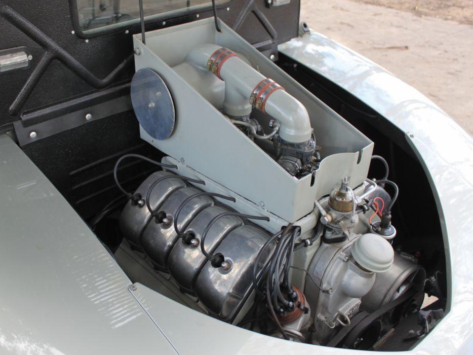 1936 Tatra T87 retro engine engines          f wallpaper