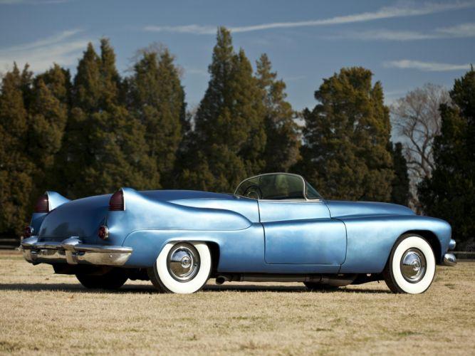 1954 Cramer Comet Roadster retro h wallpaper