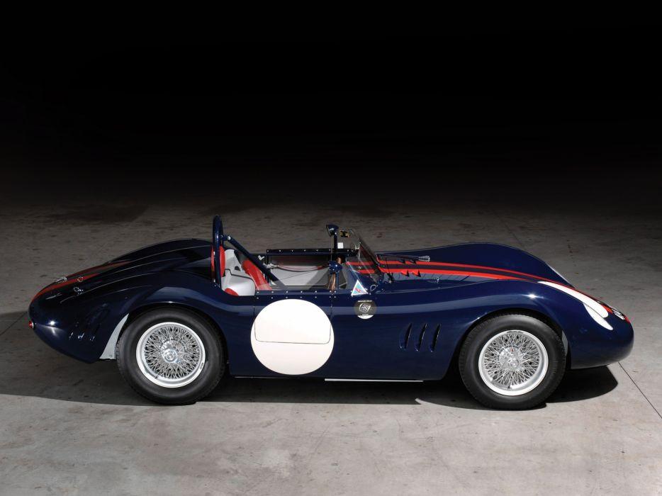1955 Maserati 250S supercar supercars race racing retro  f wallpaper