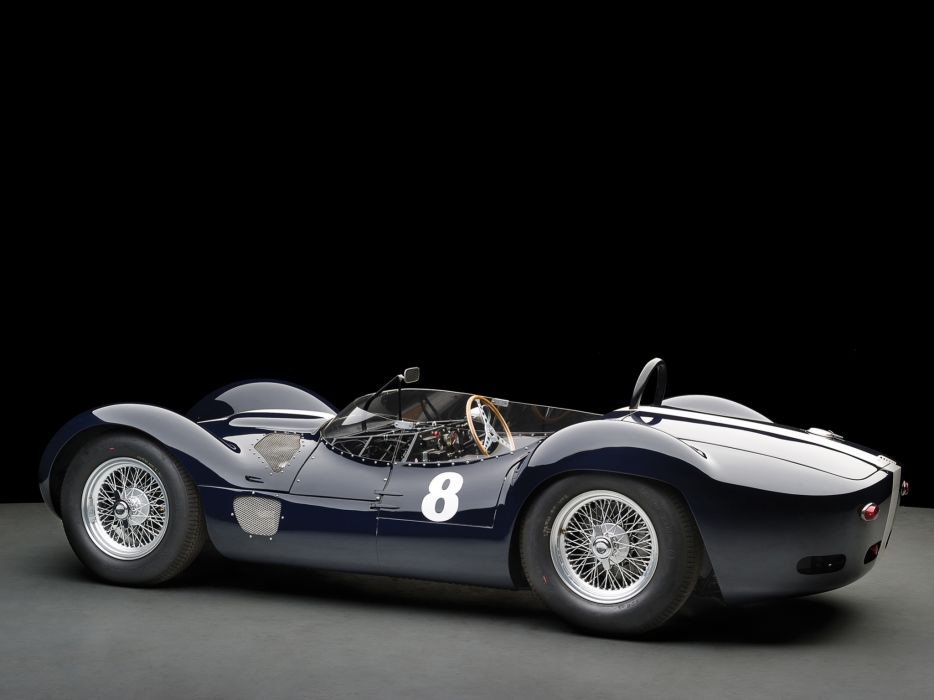 1959 Maserati Tipo 6-1 Birdcage race racing supercar supercars retro wheel wheels         g wallpaper