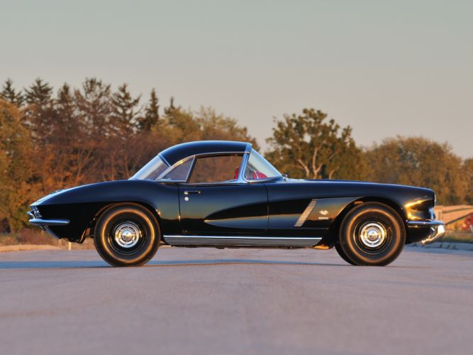 1962 Chevrolet Corvette C-1 Fuel Injection supercar supercars muscle classic h wallpaper