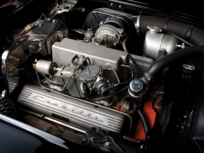 1962 Chevrolet Corvette C-1 Fuel Injection supercar supercars muscle classic engine engines gi wallpaper