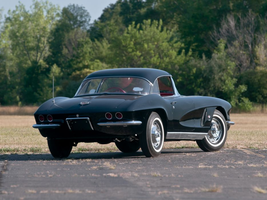 1962 Chevrolet Corvette C-1 Fuel Injection supercar supercars muscle classic f wallpaper