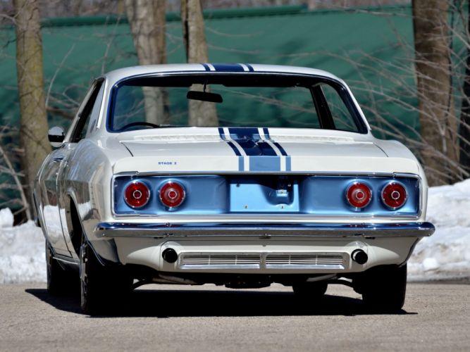 1966 Chevrolet Corvair Yenko Stinger Stage-I classic g wallpaper