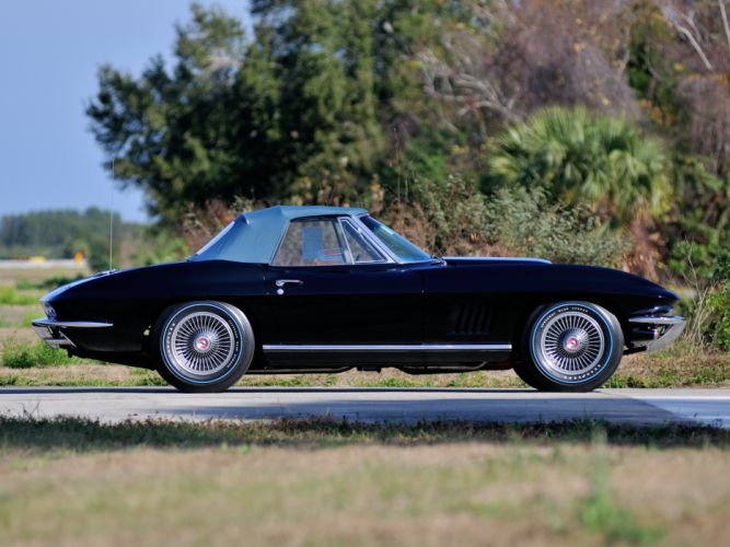 1967 Corvette Sting Ray L88 427 Convertible C-2 supercar supercars muscle classic f wallpaper